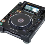 Professioneel DJ apparatuur